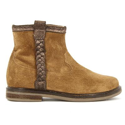 Boots Hobo Camel