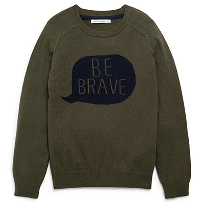 Pull Be Brave