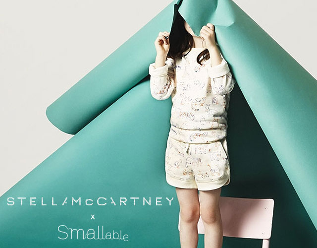 Collab Stella McCartney Kids X Smallable