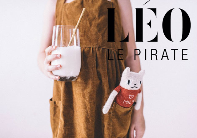 Léo le pirate