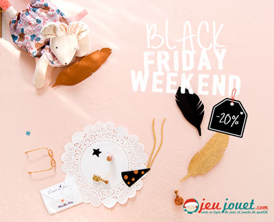 Black Friday JeuJouet