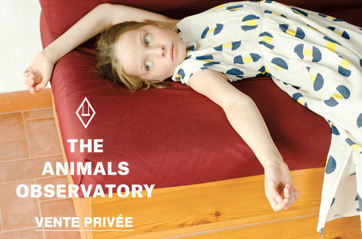 Vente privée The Animals Observatory