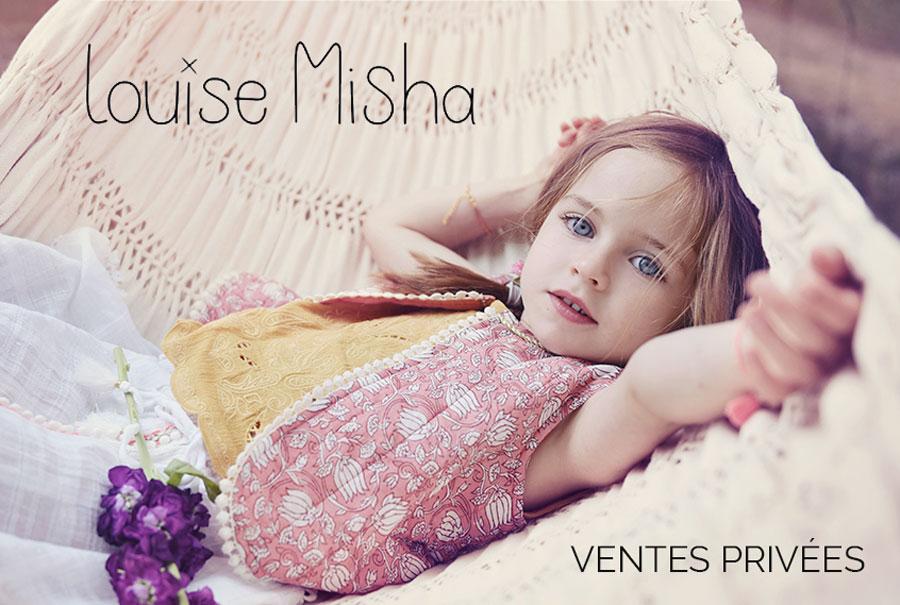 Ventes privées Louise Misha