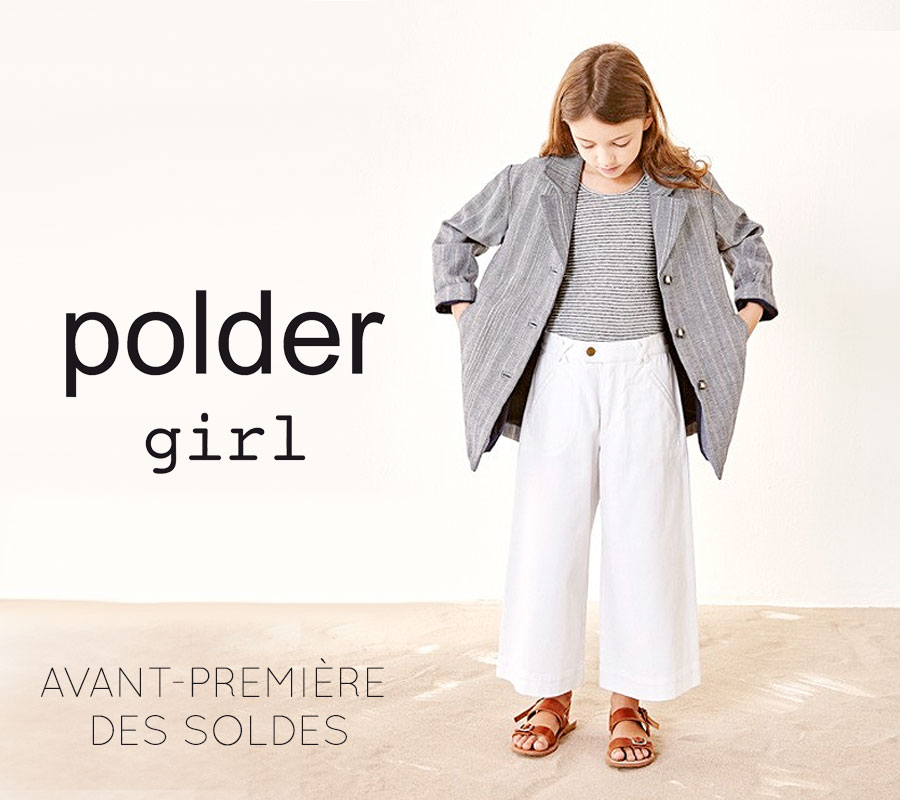 Ventes privées Polder Girl