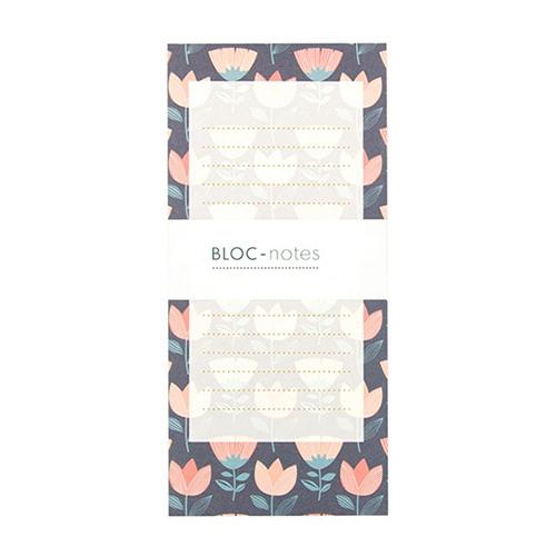Bloc Notes Tulipes
