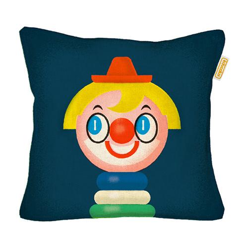 Coussin le Petit Clown