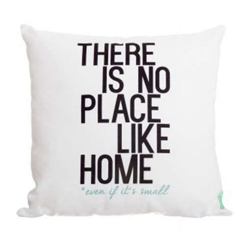 Coussin There is no place like Home