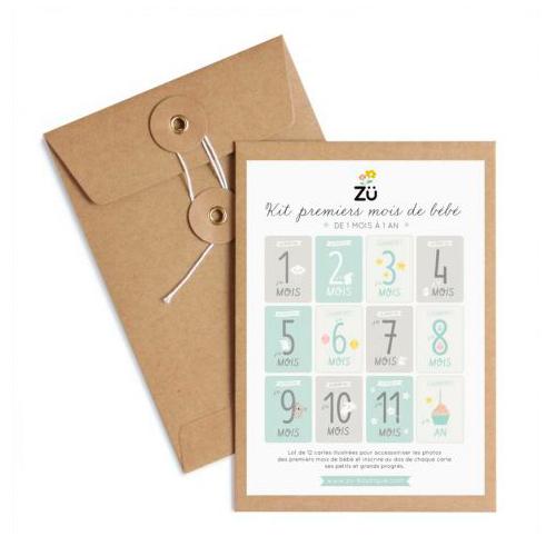 Kit Premiers mois de bébé