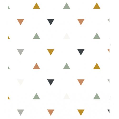 Papier Peint géométrique Triangles