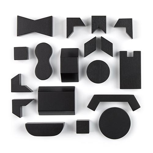 18 Mini meubles noir pour maison