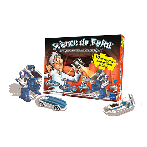 Coffret Science du Futur