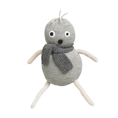 Doudou pop Grey
