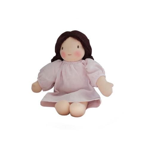 Grande poupée Vanille