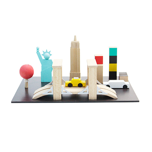 Jeu de construction New York