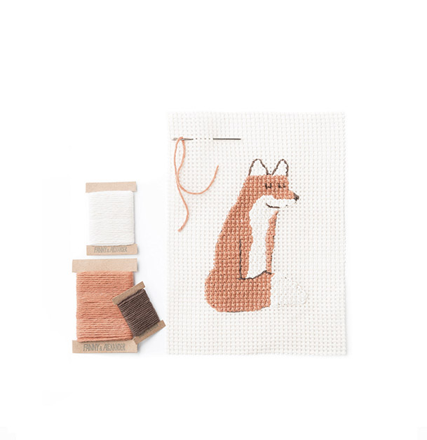 Kit de couture Renard