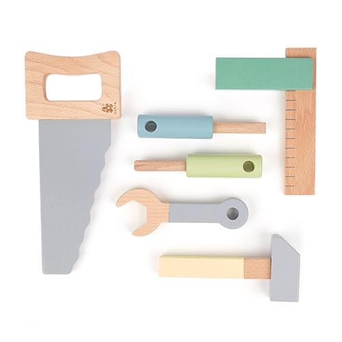 Lot de 6 outils de bricolage