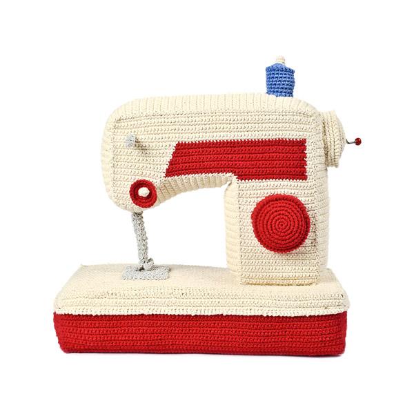 Machine à coudre en coton