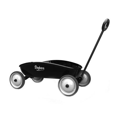 Mon grand chariot noir