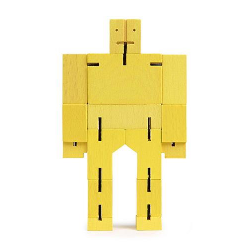 Petit Robot articulé en hètre