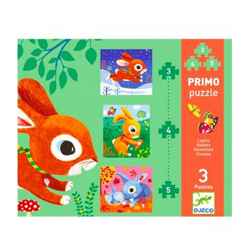 Puzzle Primo Lapin