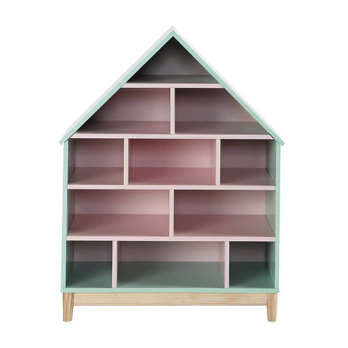 Biblioth que salamandre 3 modules nonah kidzcorner for Ancienne collection maison du monde
