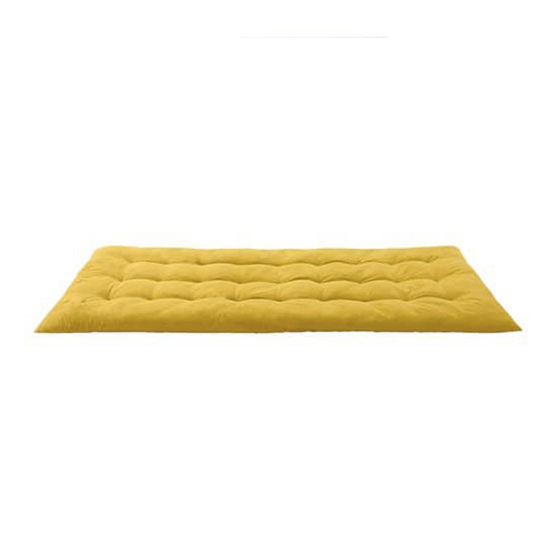 Matelas moutarde