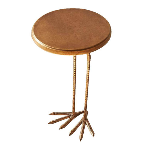 Table oiseau