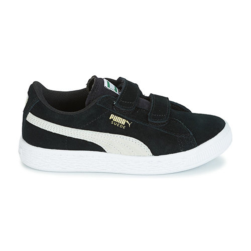 Baskets Suede noir