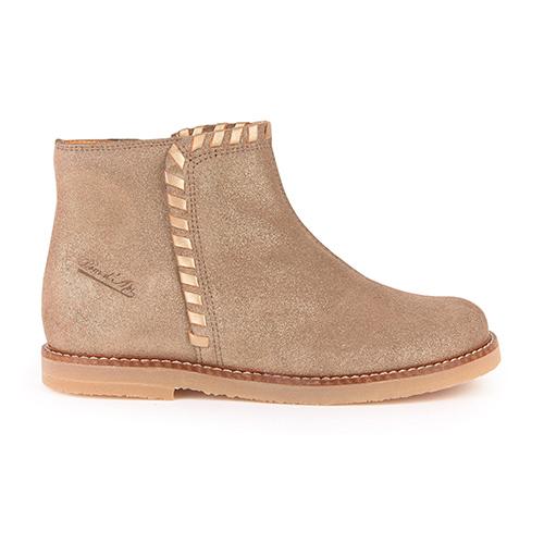 Boots pailletées