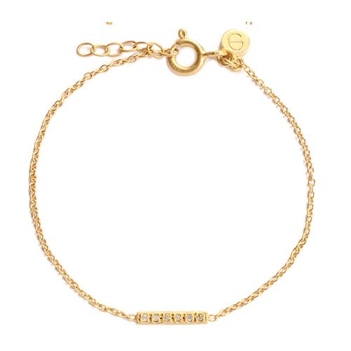 Bracelet Barette Diamant Enfant
