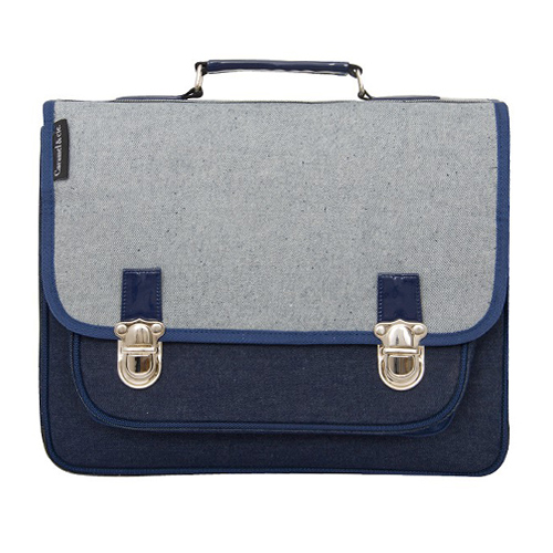 Cartable Jean Retro