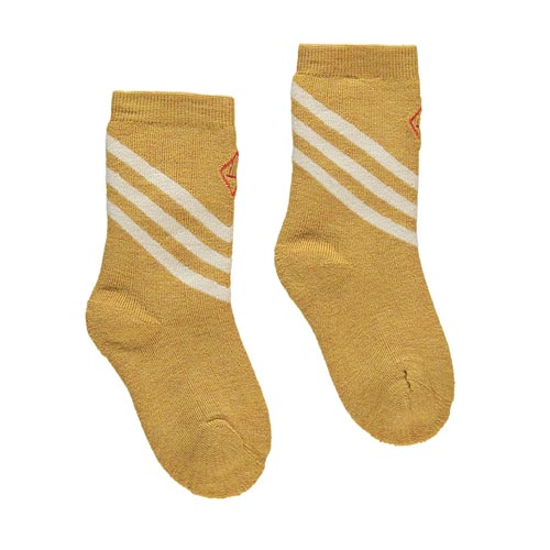 Chaussettes Skunk Ocre