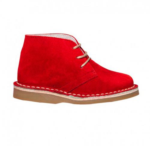 Desert Boots rouge