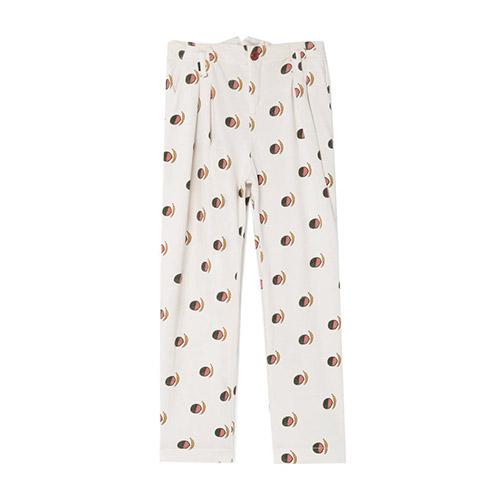 Pantalon Jersey Beaver Blanc