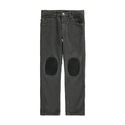 Pantalon velours Patch