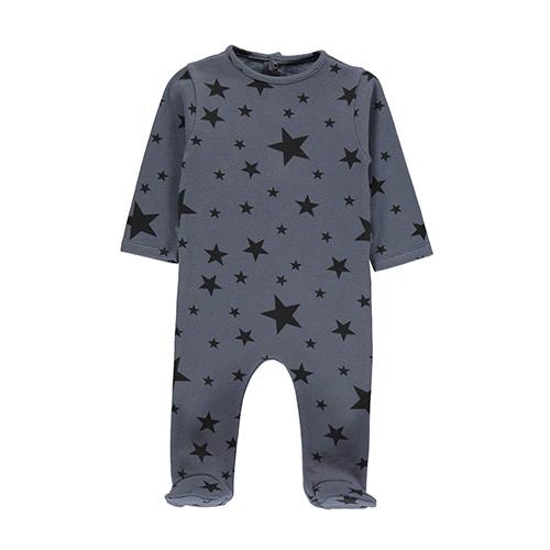 Pyjama étoiles Moon bleu