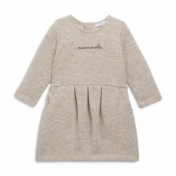 Robe bébé mademoiselle