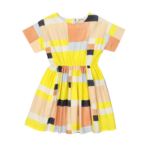 Robe imprimé géométrique Thao