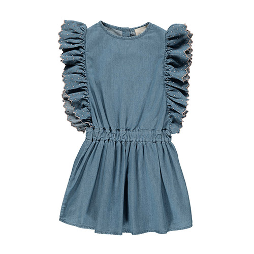 Robe volants Ludivine
