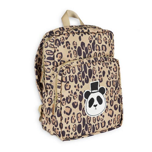 Sac à dos léopard panda