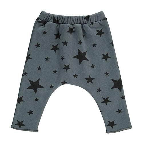Sarouel molleton étoiles