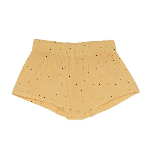 Short Culotte jaune
