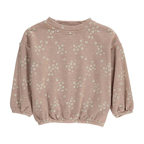 Sweat fleuri