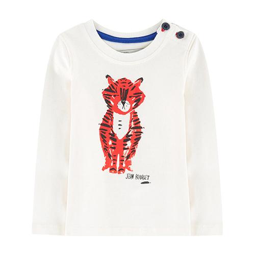 T-shirt bébé tigre