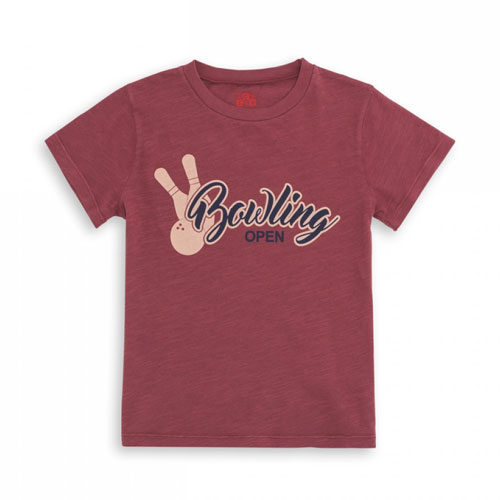 T-shirt Bowling