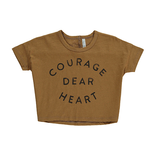 T-shirt Courage
