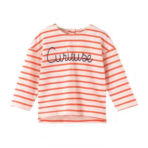 T-shirt Curieuse