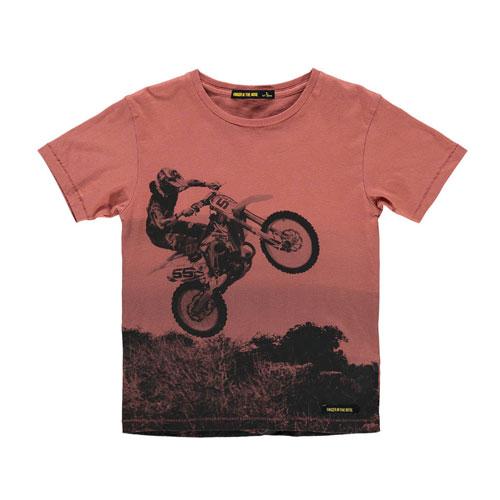 T-shirt imprimé Moto Dalton