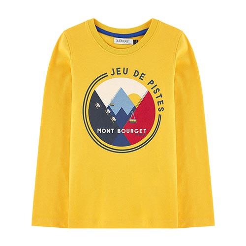 T-shirt Jeu de piste