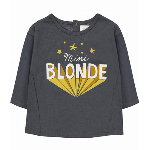 T-shirt Mini Blonde